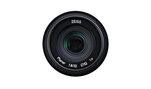 Zeiss Touit 1.8/32 E Lens - Sony E-Mount