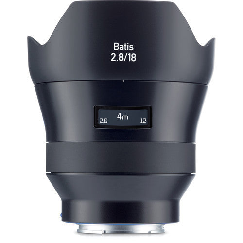 Zeiss Batis 18mm f2.8 Lens for Sony E-Mount - Photo-Video - Zeiss - Helix Camera