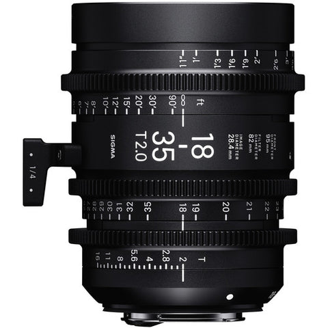 Sigma 18-35mm T2 Zoom