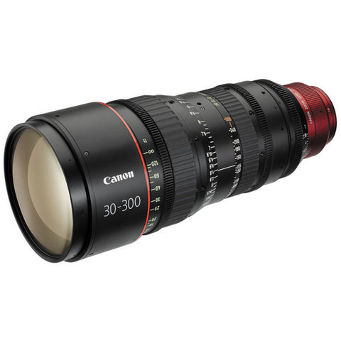 Canon 30-300mm T2.95-3.7 Zoom