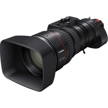 Canon 50-1000mm T5.0-8.9 Zoom