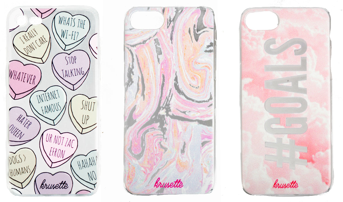 Pack Carcasas 'Good Girl Gone Pastel' (Exclusivo Online)
