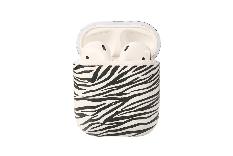 Zebra AirPod Holder