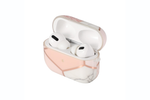 Geo Metallic Marble AirPod Holder