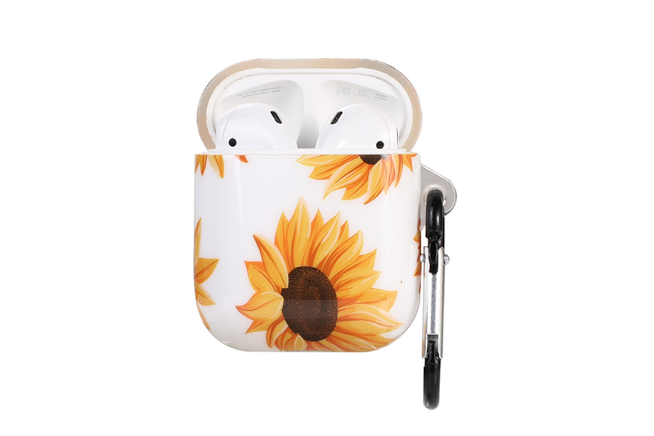 Sunflower AirPod Holder