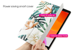 Tropical Floral iPad Case