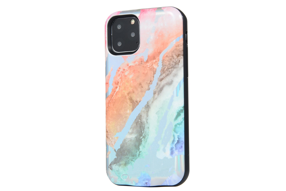 Holo Quartz Battery Power Phone Case