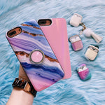 Amethyst Battery Power Phone Case
