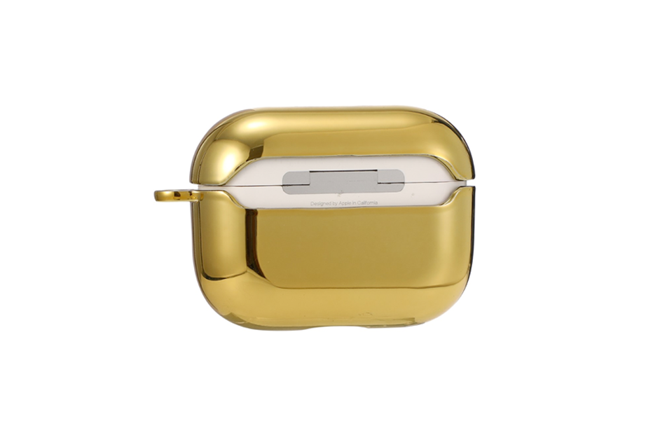 Shiny Gold AirPod Holder