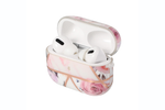 Geo Metallic Floral AirPod Holder