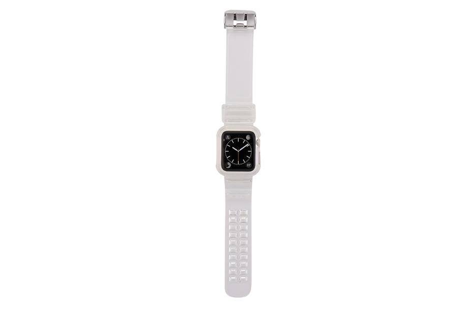 Clear Watch Band