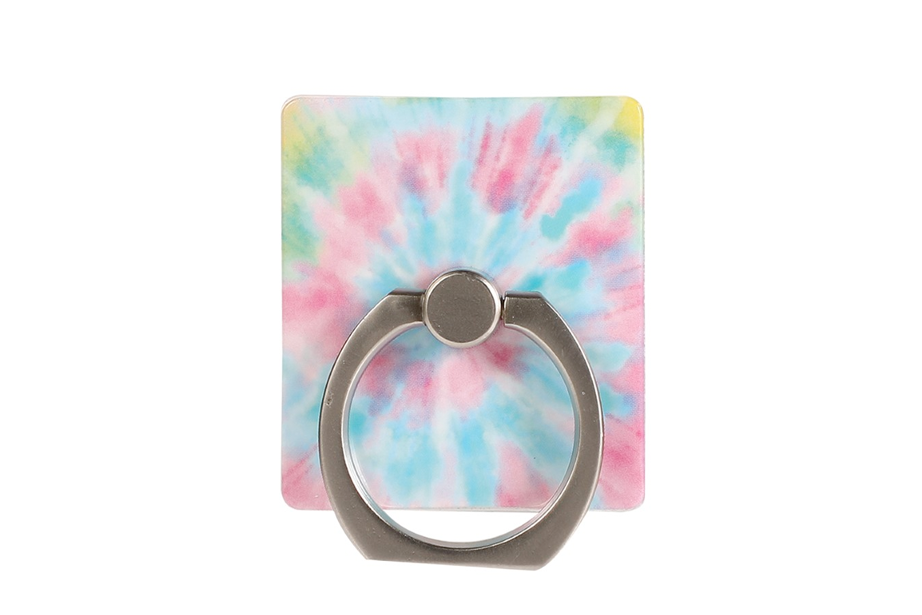 Rainbow Tie Dye Ring Holder