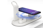 4-in-1 White Smart Charge Station