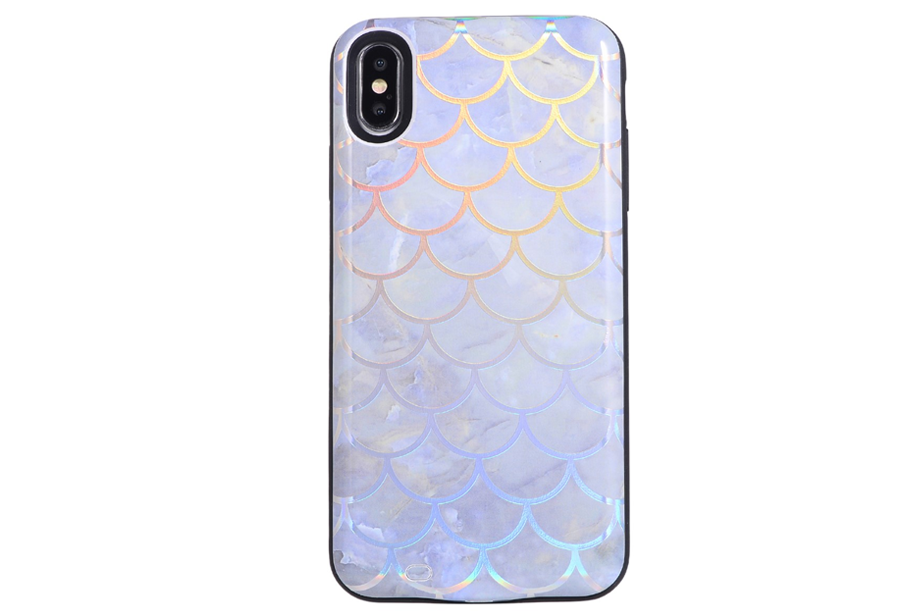 Mermaid Holo Battery Power Phone Case