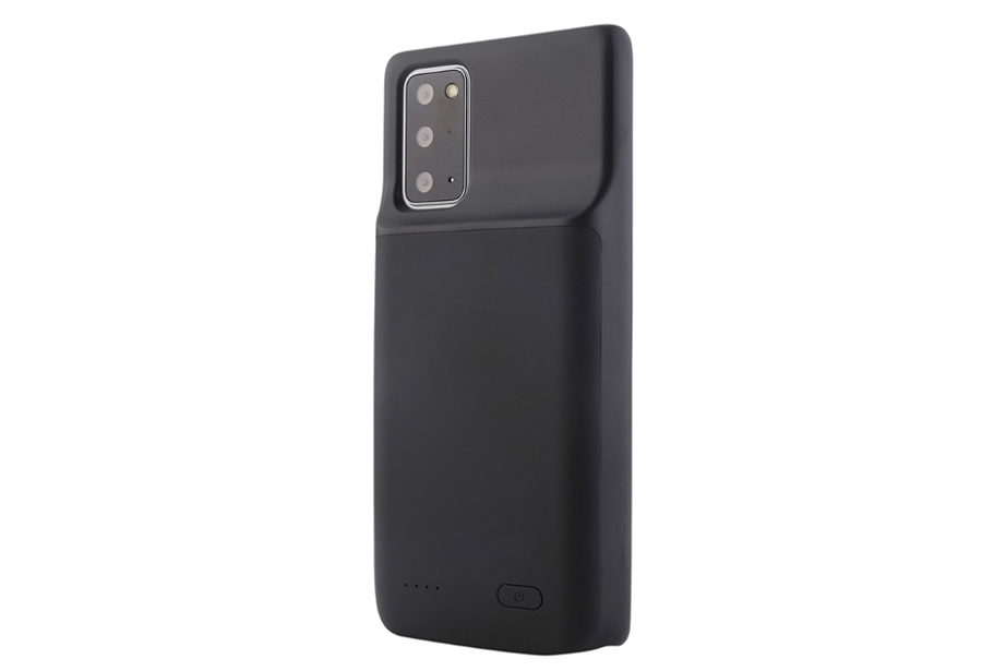 Black Ultra Battery Power Samsung Phone Case
