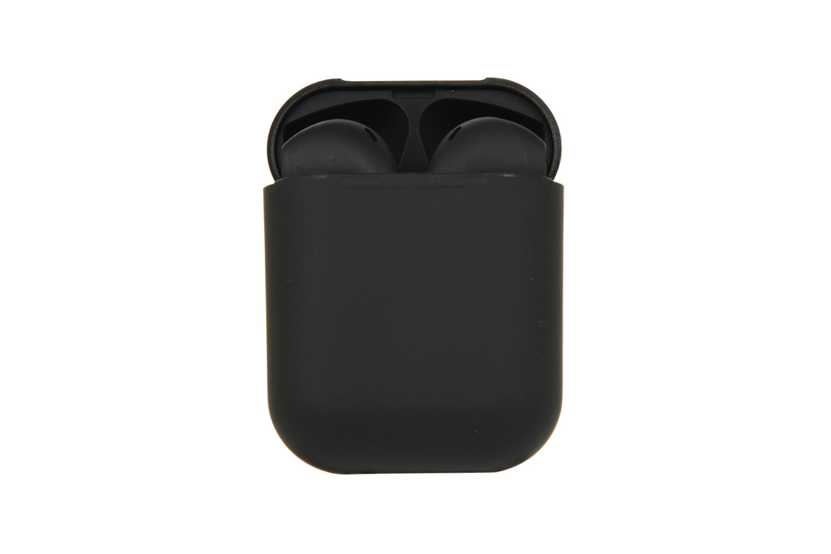 Black Wireless Bluetooth Earbuds
