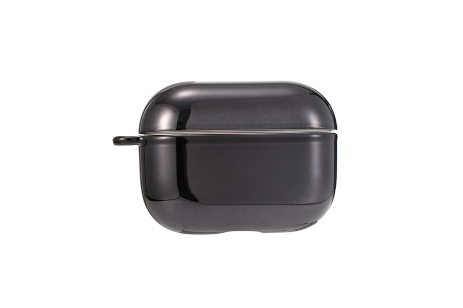 Shiny Black AirPod Holder