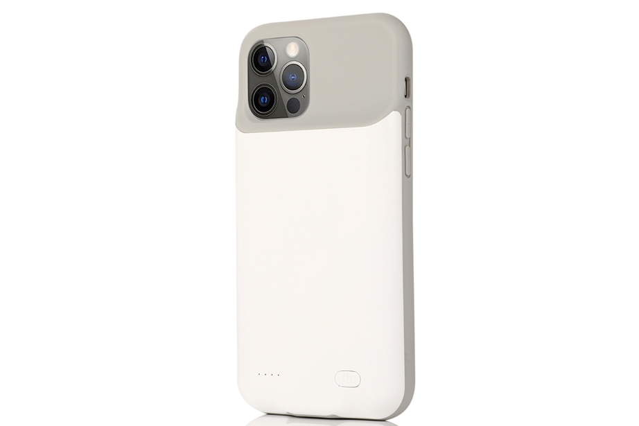 White Ultra Battery Case