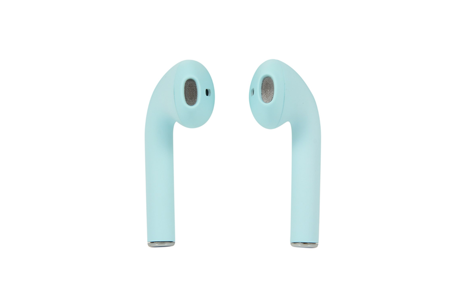 Baby Blue Wireless Bluetooth Earbuds