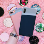 Rose Gold Ultra Battery Power Phone Case