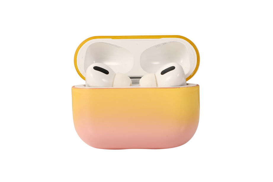 Yellow Ombre AirPod Holder