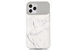 White Marble Ultra Battery Case