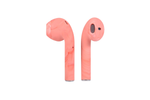 Pink Wireless Bluetooth Earbuds