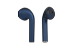 Navy Blue Wireless Bluetooth Earbuds