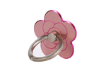 Pink Flower Ring Holder