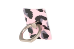 Pink Leopard Ring Holder