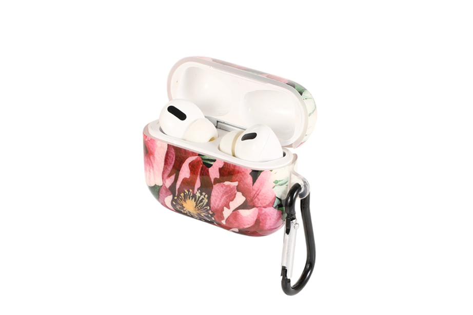 Romantic Floral AirPod Holder