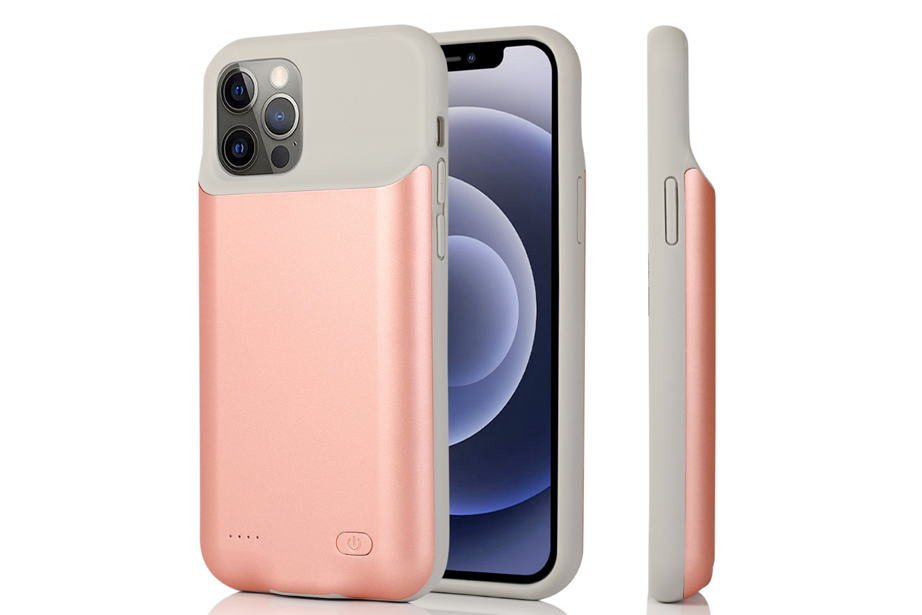 Rose Gold Ultra Battery Case