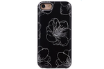 Midnight Floral Battery Power Phone Case
