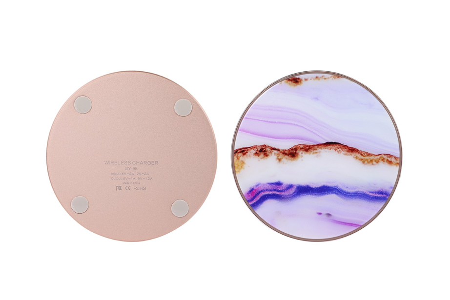 Amethyst Wireless Charging Pad