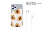 Sunflower Ultra Battery Power Phone Case