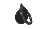 Black Tear Drop Ring Holder