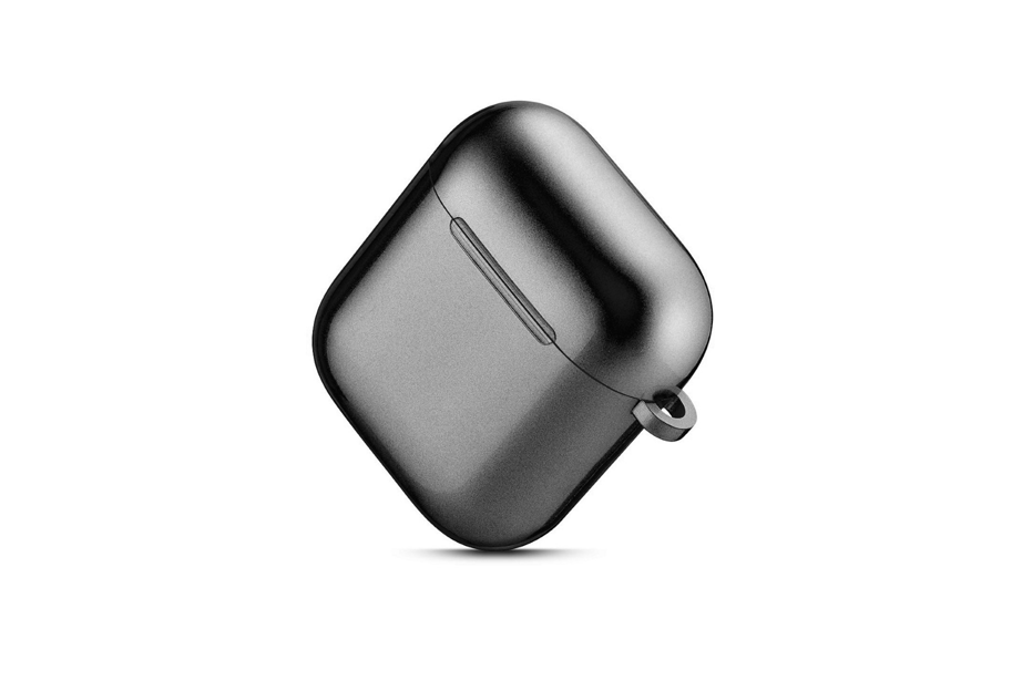 Black Metallic AirPod Holder