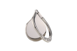 Silver Diamond Ring Holder