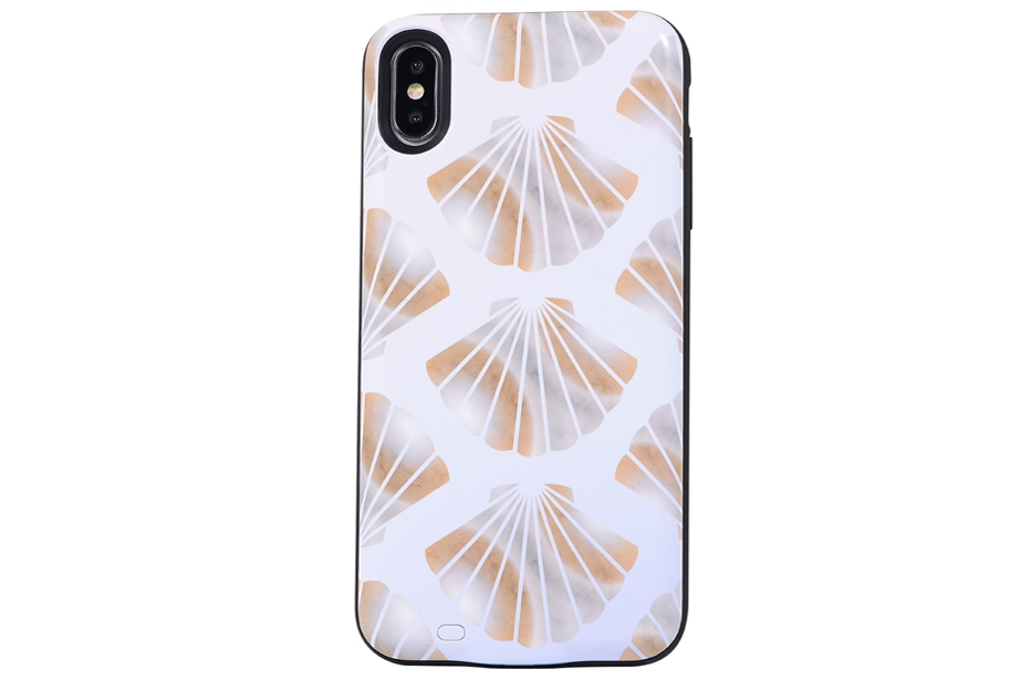 Seashells Battery Case