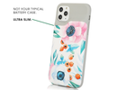Watercolor Floral Ultra Battery Power Phone Case
