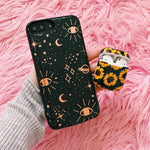 Cosmic Battery Power Phone Case