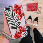 Exotic Orchids Battery Power Phone Case