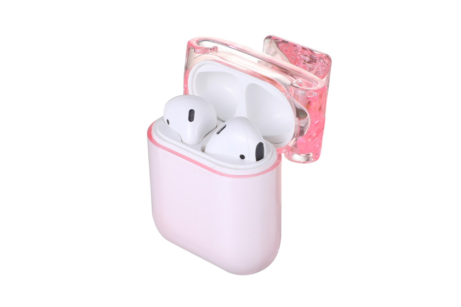 Pink Perfume AirPod Holder