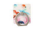 Watercolor Floral Ring Holder