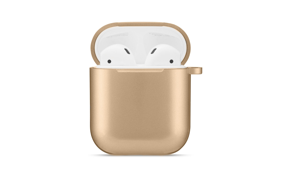 Gold Metallic AirPod Holder