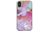 Rainbow Holo Battery Power Phone Case