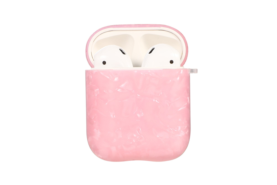 Pink Seashell AirPod Holder