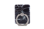 Black Marble Ring Holder