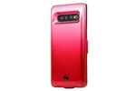 Pink Ombre Battery Power Samsung Phone Case