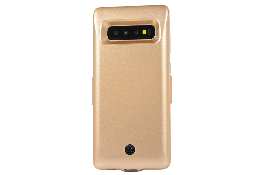 Gold Battery Power Samsung Phone Case